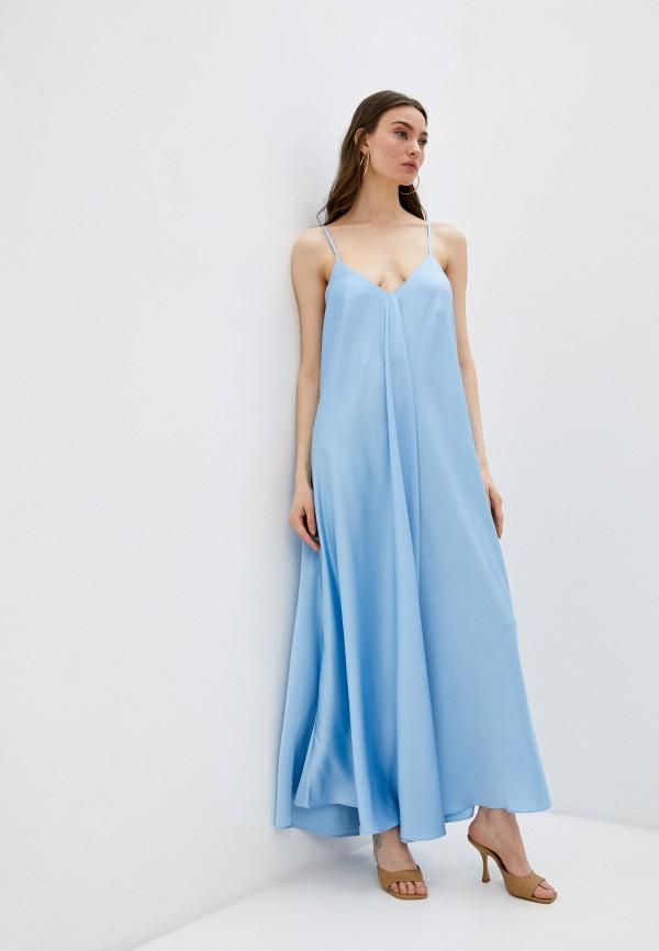 женское платье trendyangel, голубое