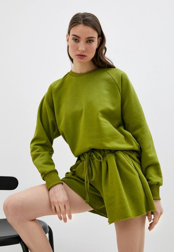 женский спортивный костюм trendyangel, зеленый