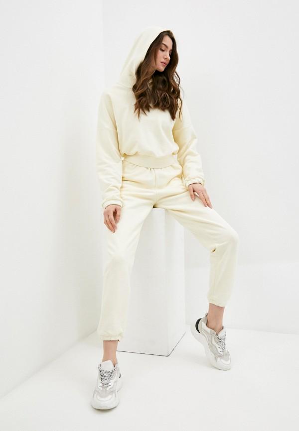 женский спортивный костюм trendyangel, желтый