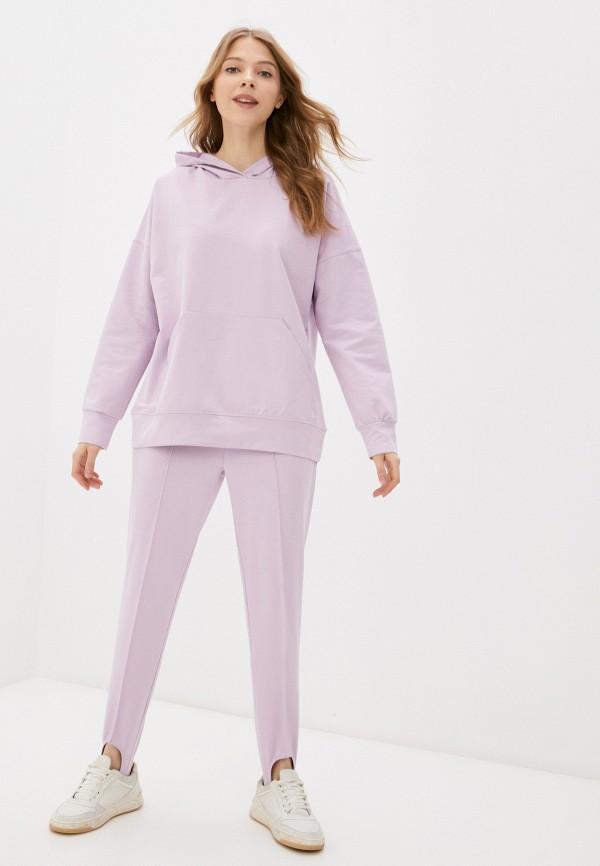 женский спортивный костюм trendyangel, фиолетовый