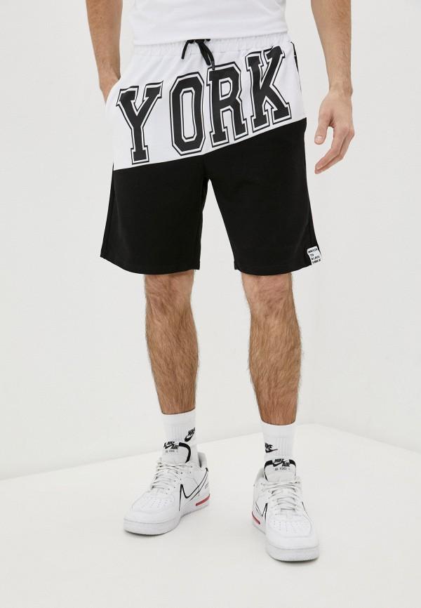 мужские спортивные шорты dali, черные