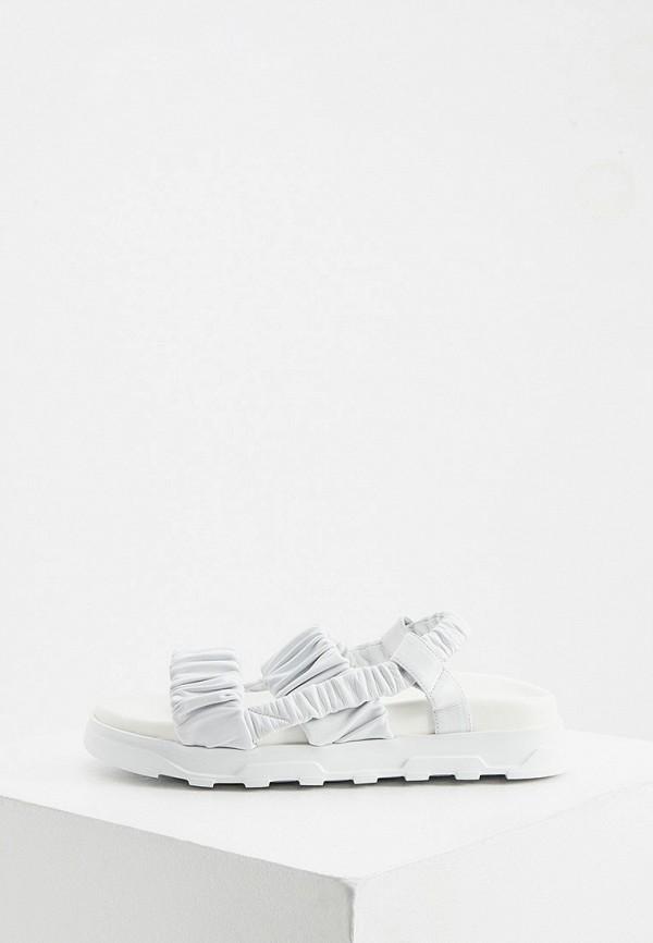 женские сандалии iceberg, белые