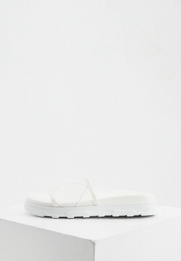 женские сланцы iceberg, белые