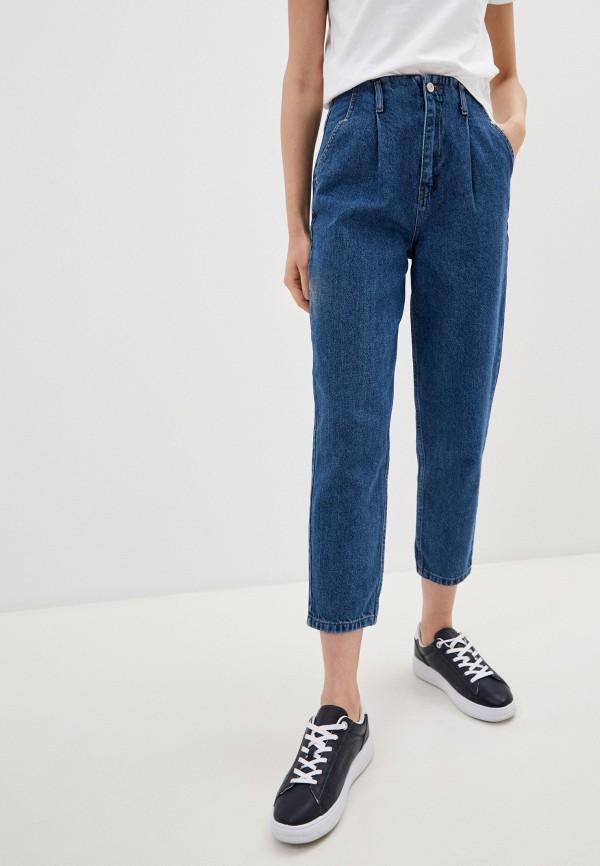 женские джинсы trendyol, синие