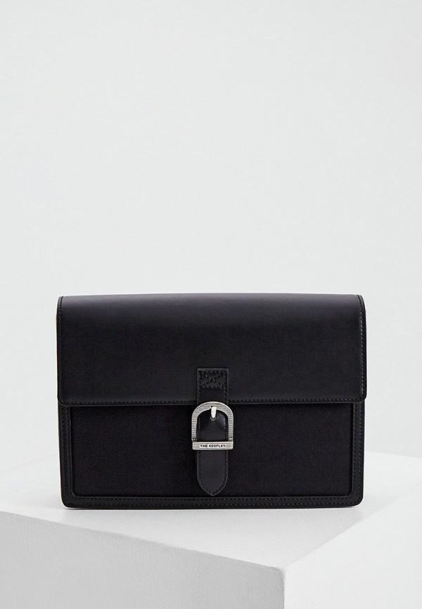 мужская сумка the kooples, черная