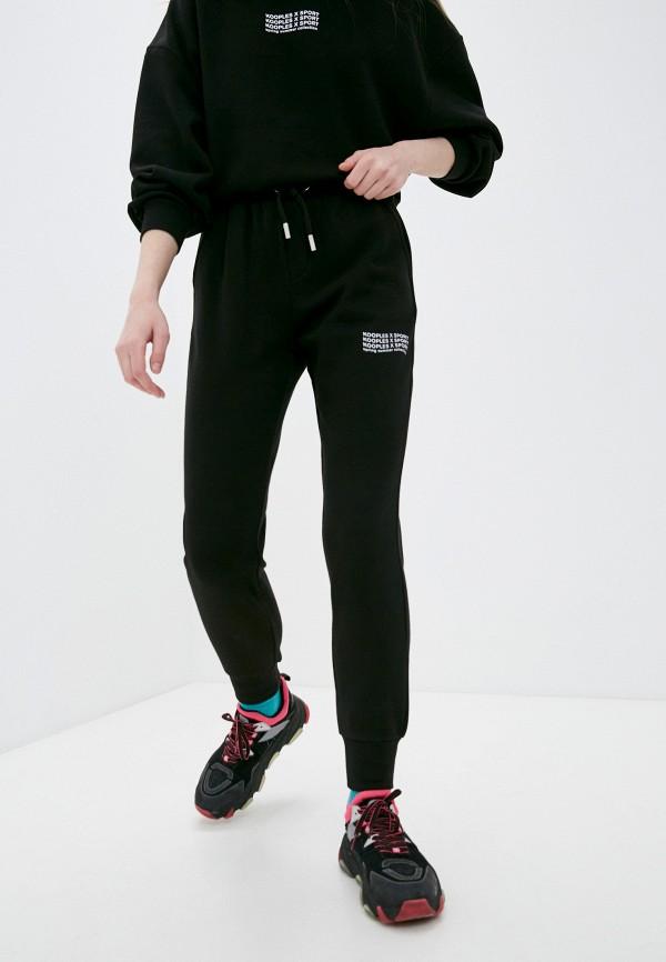 женские спортивные брюки the kooples, черные