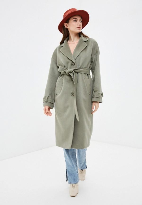 женское пальто shartrez, хаки