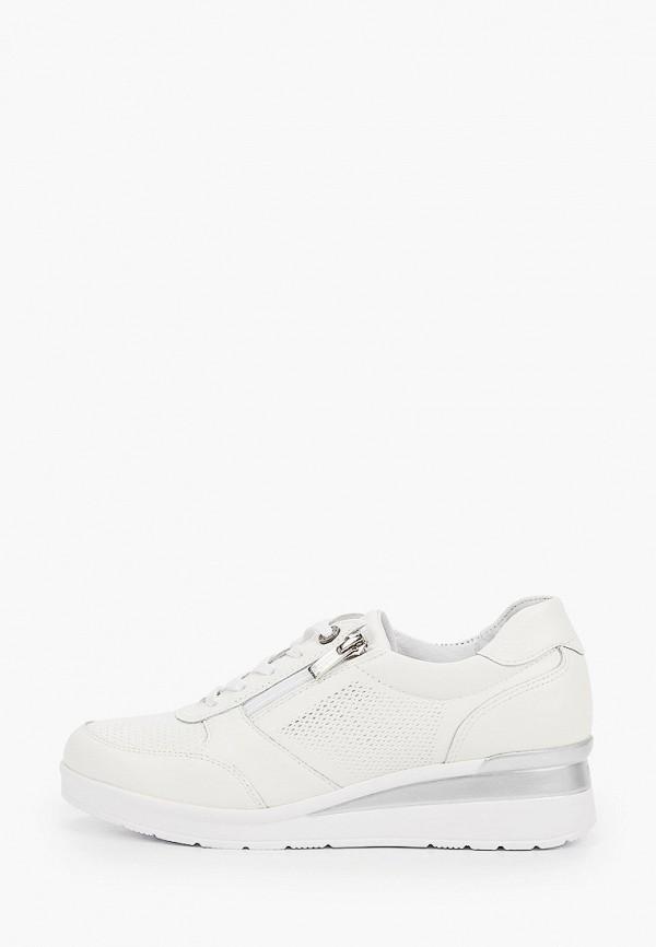 женские кроссовки юничел, белые