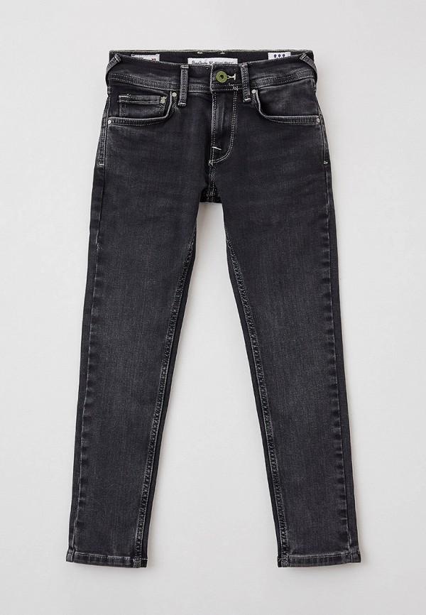 джинсы pepe jeans london для мальчика, серые