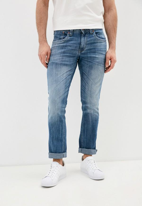 мужские прямые джинсы pepe jeans london, серебряные