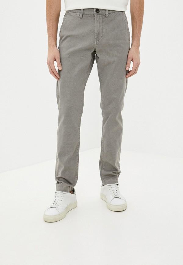 мужские брюки чинос pepe jeans london, бежевые