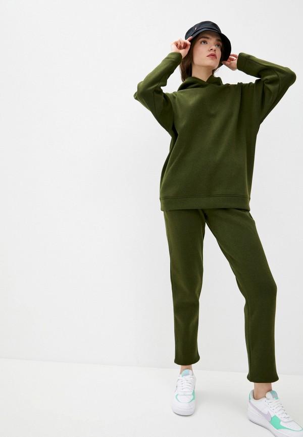 женский спортивный костюм fridaymonday, хаки