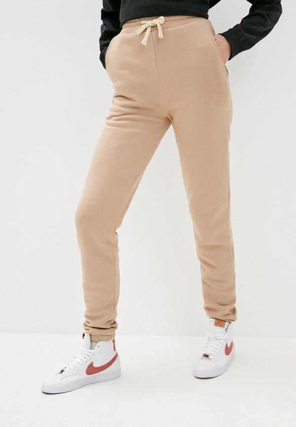 женские спортивные брюки fridaymonday, бежевые