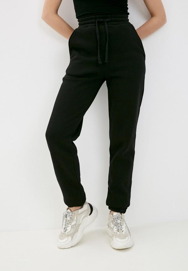 женские спортивные брюки fridaymonday, черные