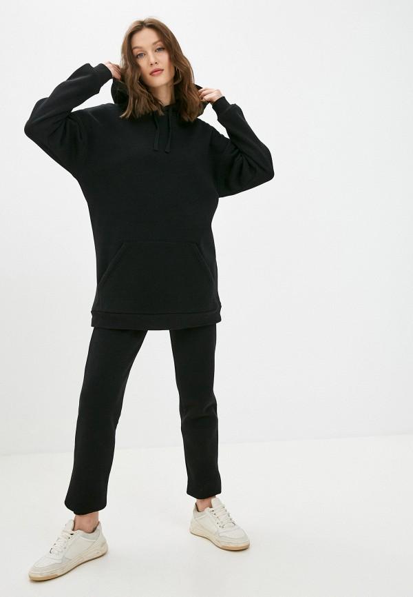 женский спортивный костюм fridaymonday, черный