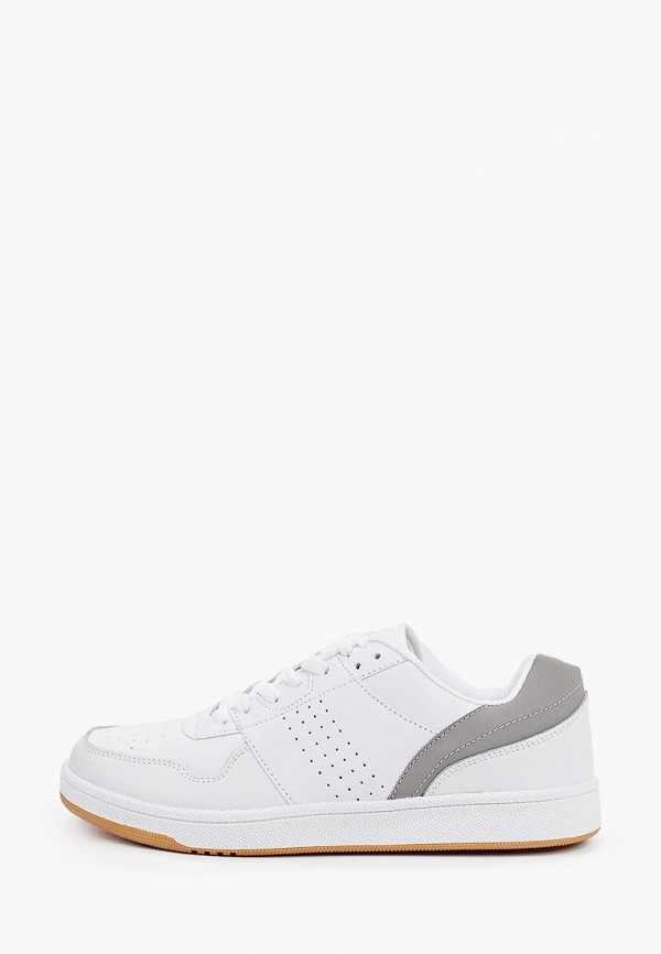 мужские низкие кроссовки beppi, белые