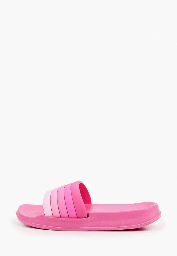сланцы beppi для девочки, розовые