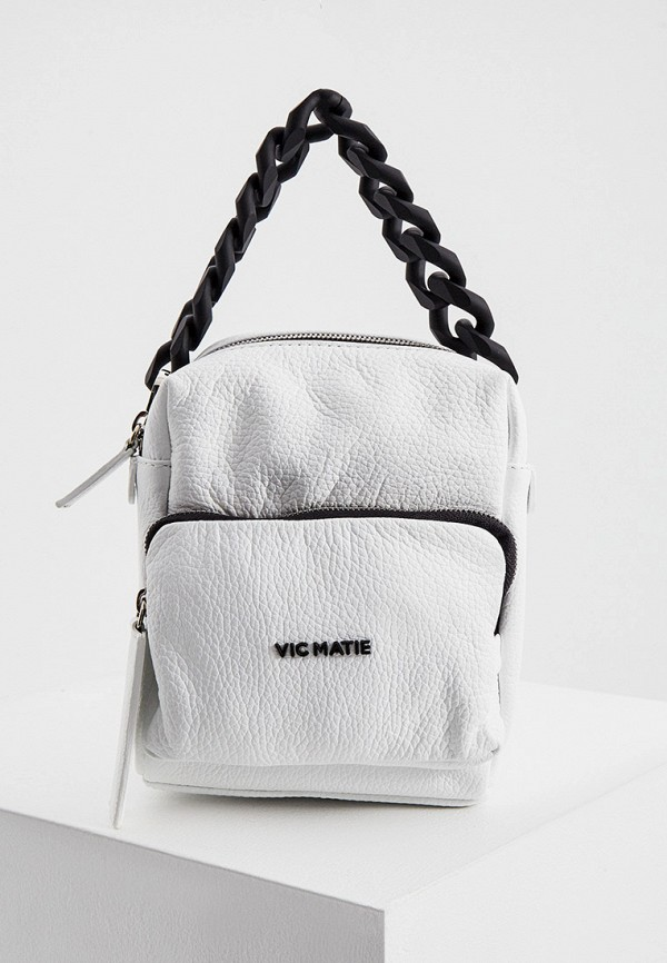 женский рюкзак vic matie, белый