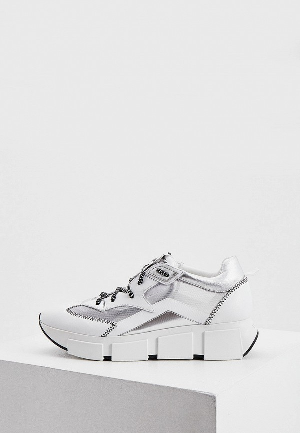 женские кроссовки vic matie, белые