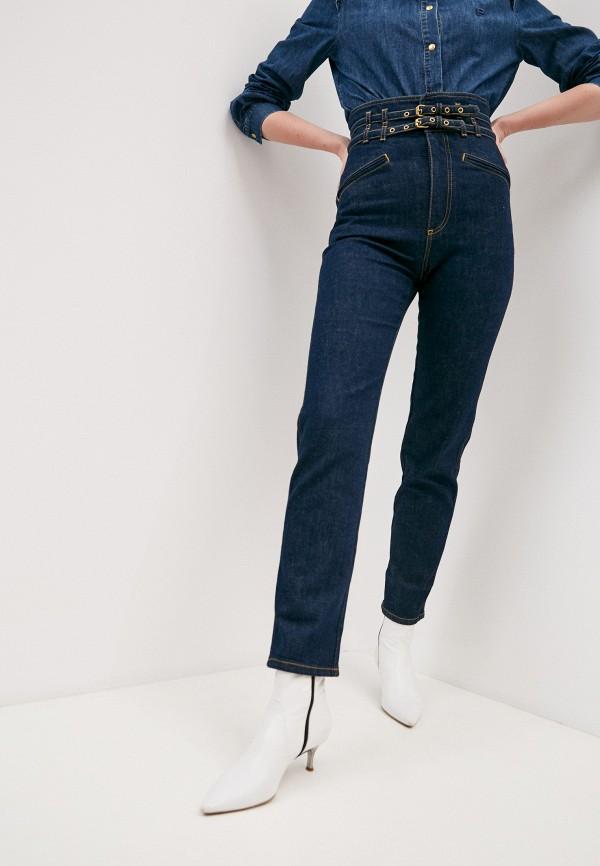 женские джинсы philosophy di lorenzo serafini, синие