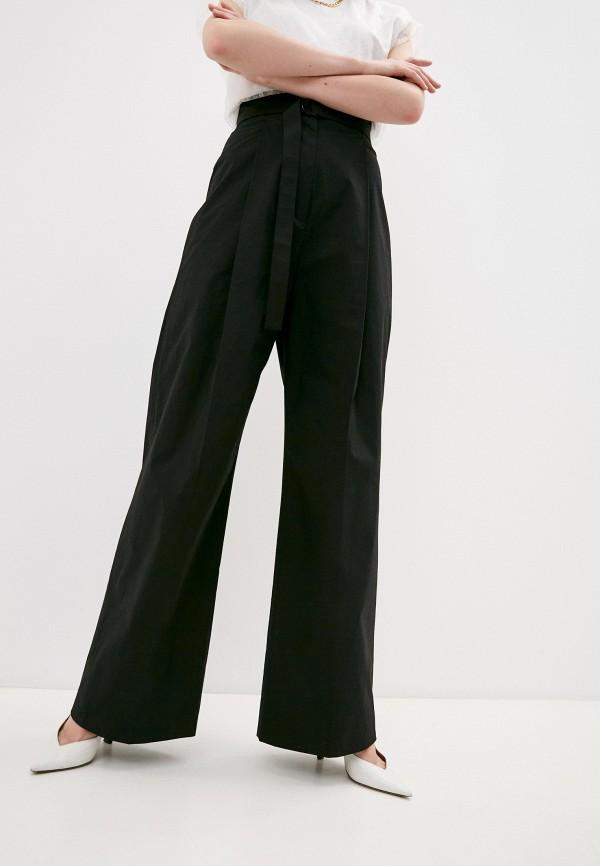женские повседневные брюки philosophy di lorenzo serafini, черные