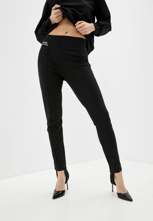 женские брюки alberta ferretti, черные