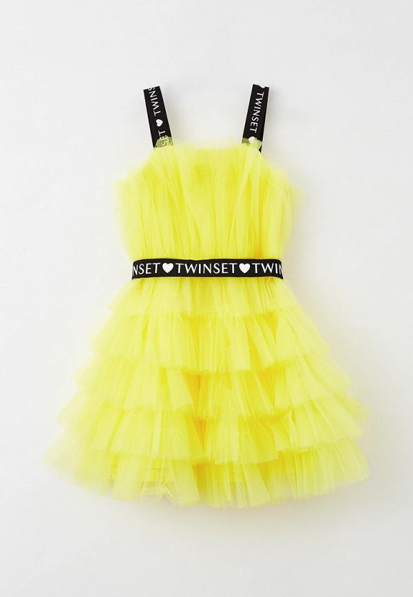 Платья для девочки Twinset Milano 211GJ2Q8B