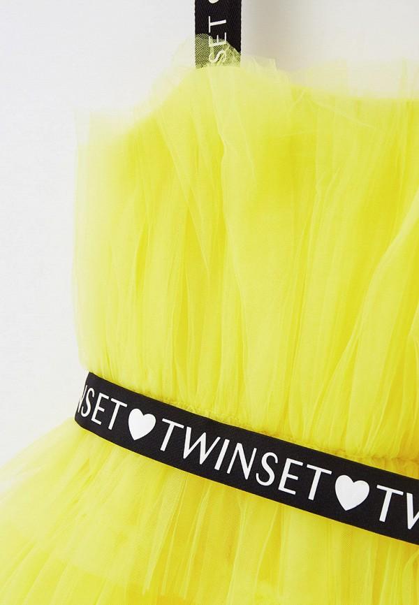 Платья для девочки Twinset Milano 211GJ2Q8B Фото 3