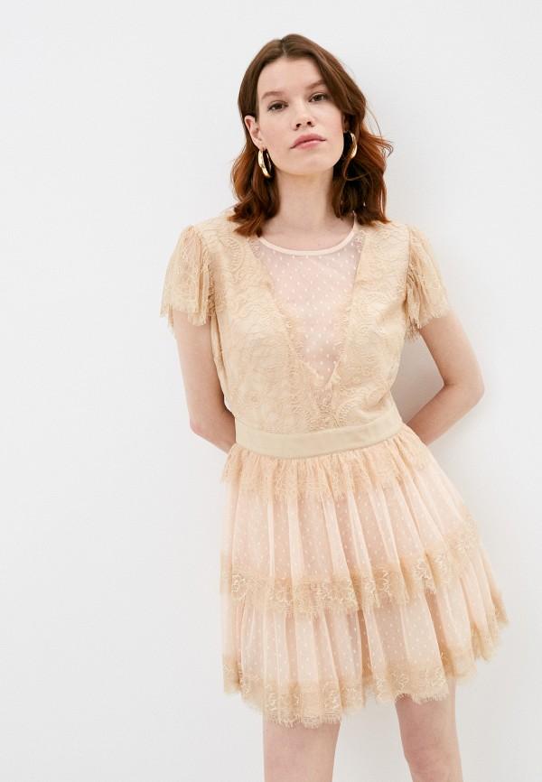 женское вечерние платье twinset milano