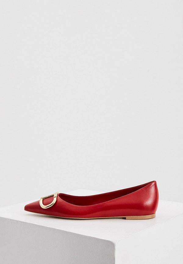 женские туфли twinset milano, красные