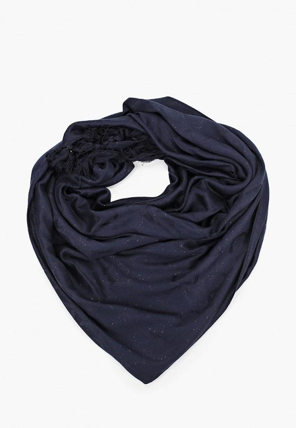 женский платок twinset milano, синий