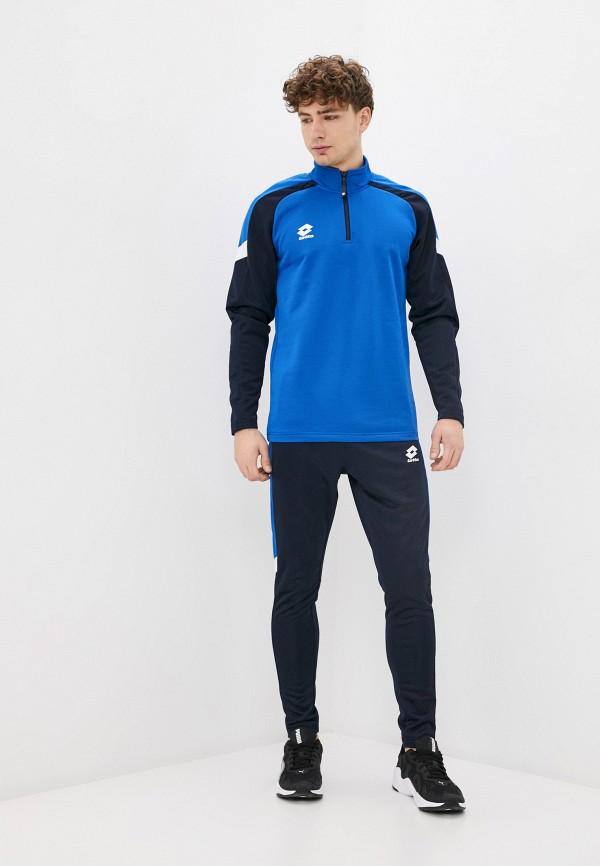 мужской спортивный костюм lotto, синий