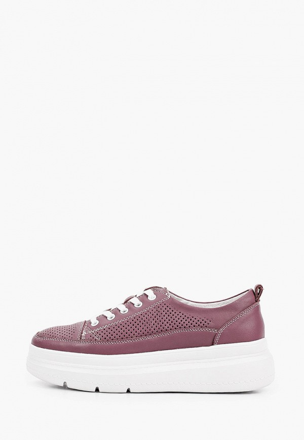 женские кеды la grandezza, фиолетовые