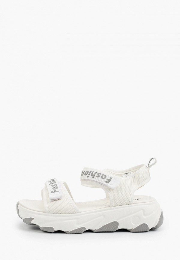 женские сандалии la grandezza, белые