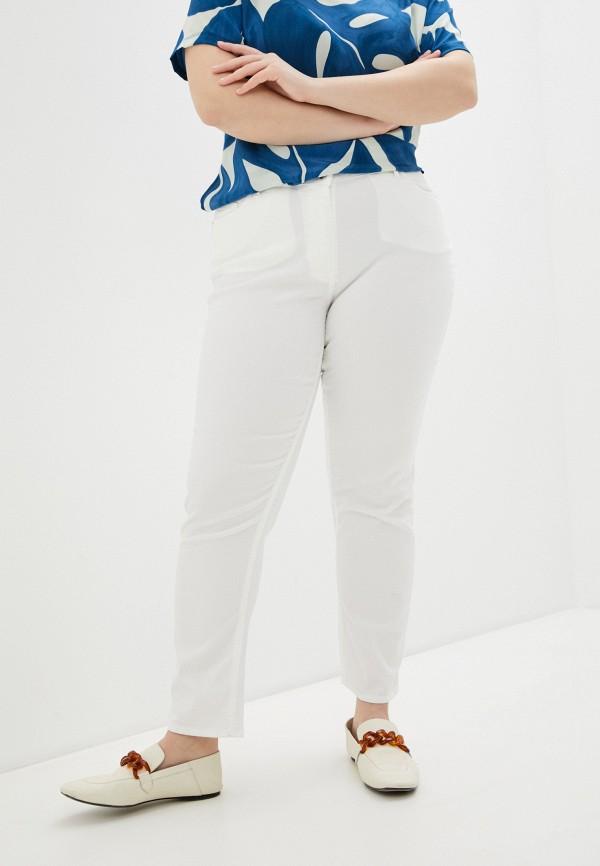 женские джинсы persona by marina rinaldi, белые