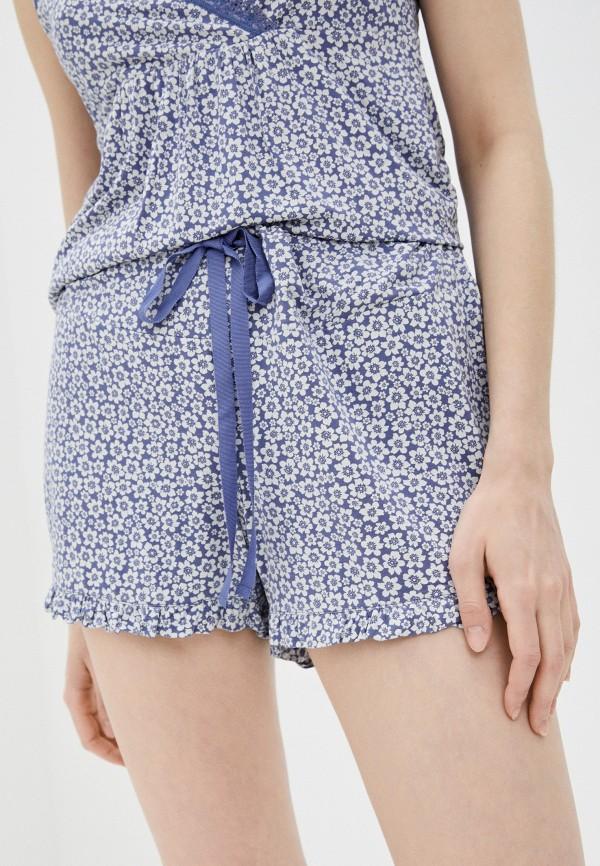 женские шорты gap maternity, синие