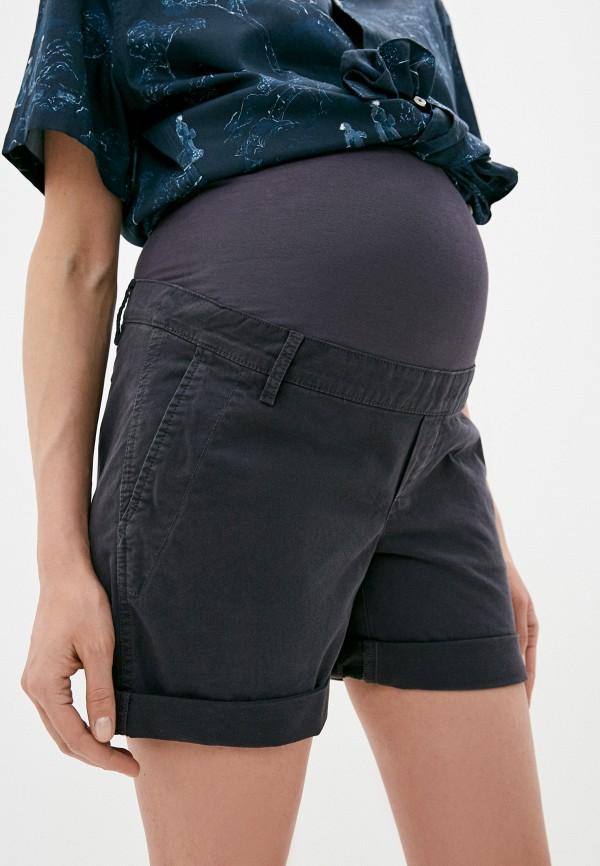 женские шорты gap maternity, серые