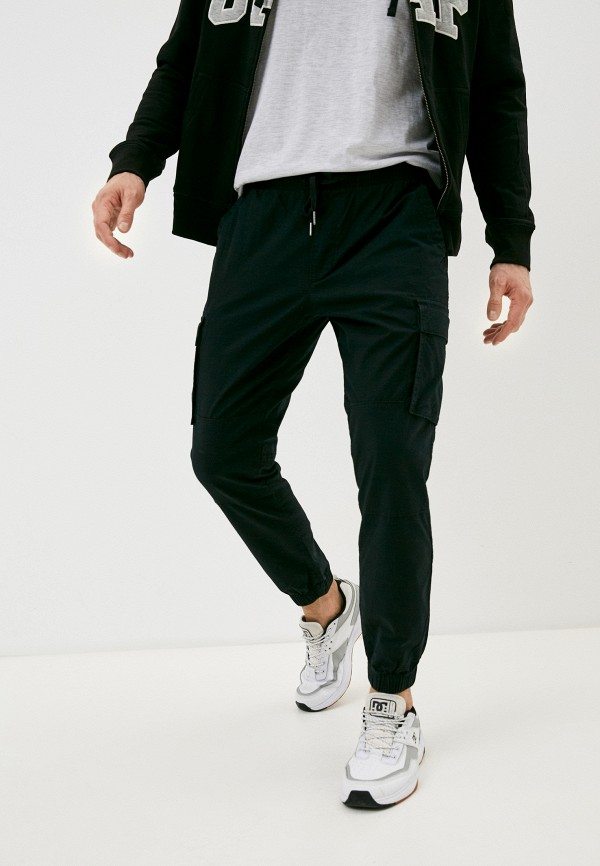 мужские брюки gap, черные