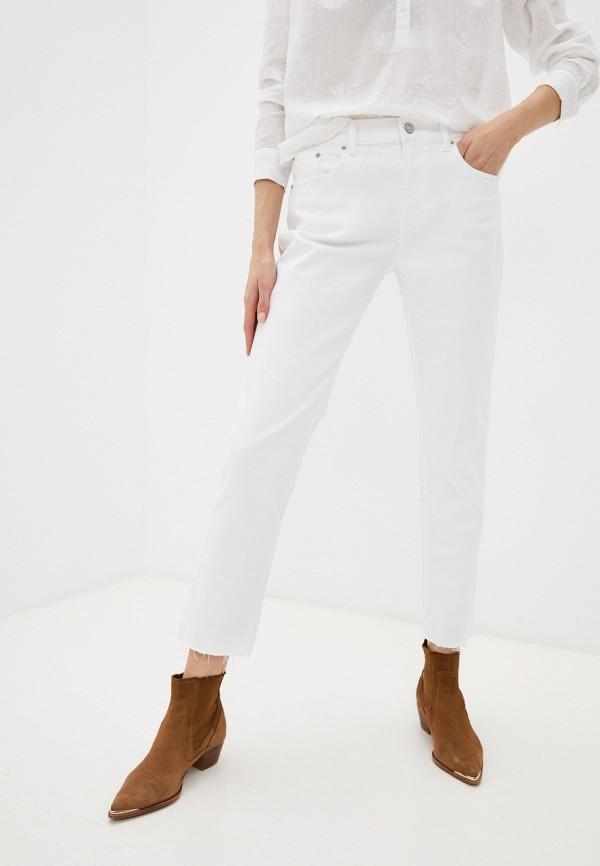 женские джинсы gap, белые