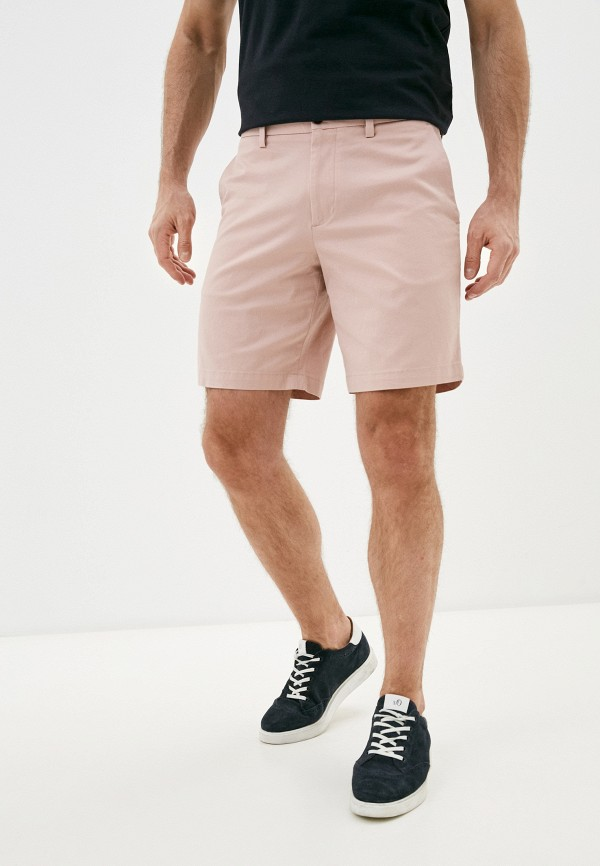 мужские повседневные шорты banana republic, розовые