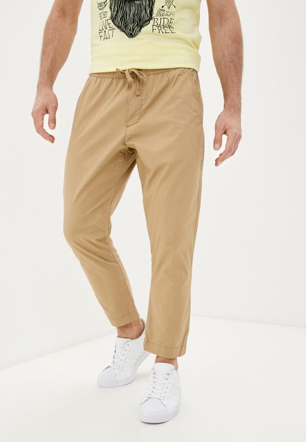 мужские брюки gap, бежевые