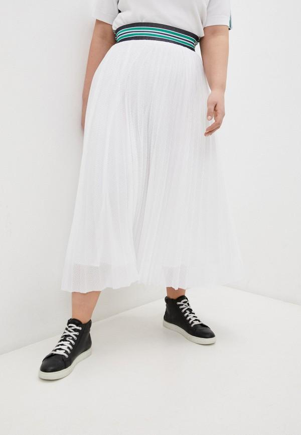 женская плиссированные юбка marina rinaldi sport
