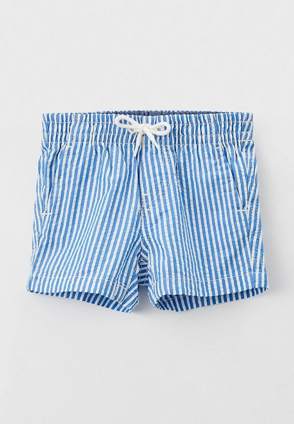 шорты gap для мальчика, голубые