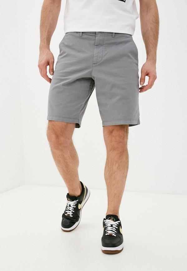 мужские повседневные шорты gap, серые