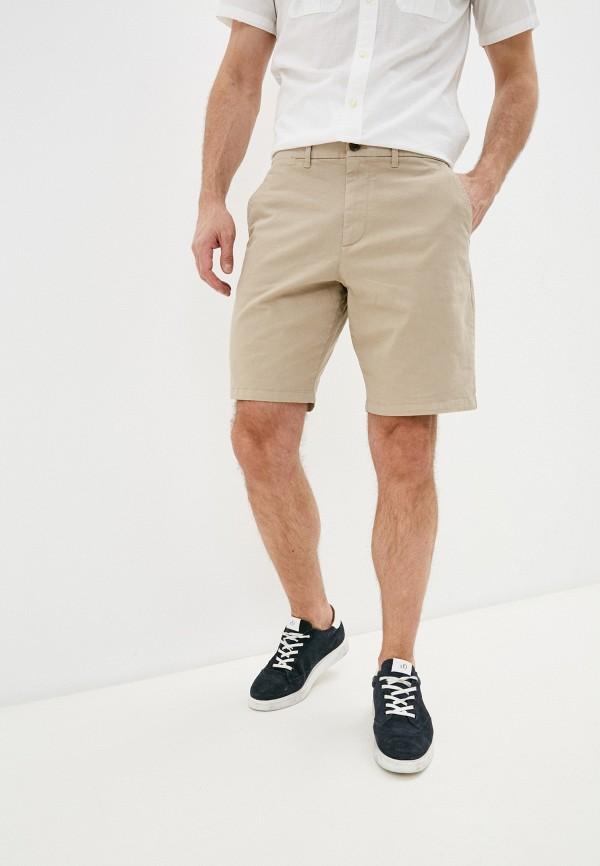 мужские шорты gap, бежевые