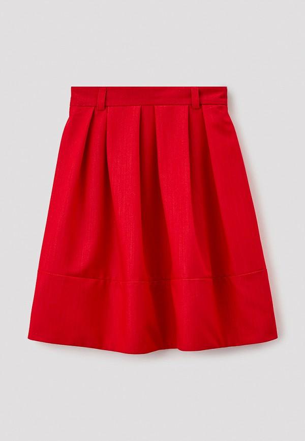 юбка fridaymonday для девочки, красная