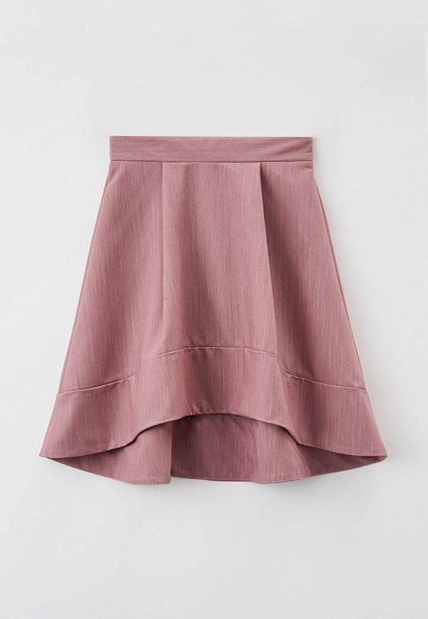 юбка fridaymonday для девочки, розовая