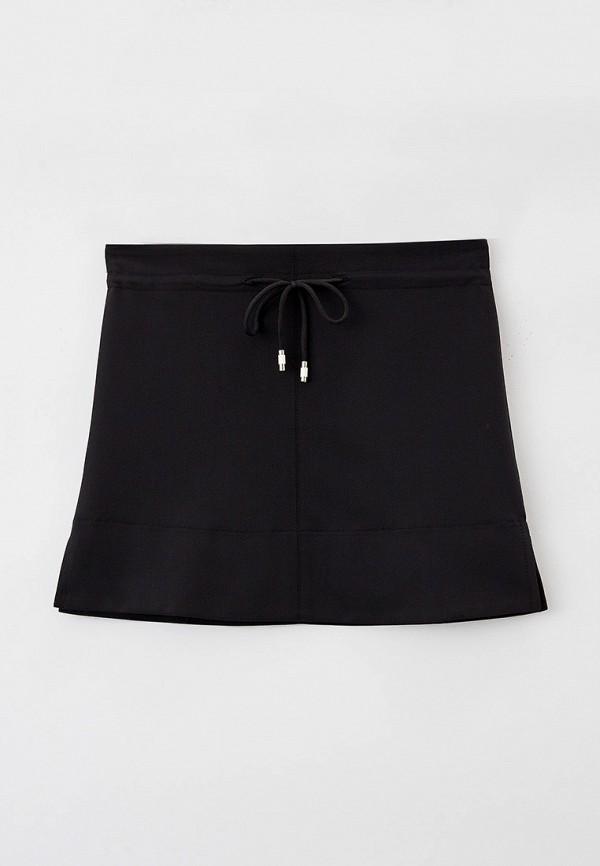 юбка fridaymonday для девочки, черная