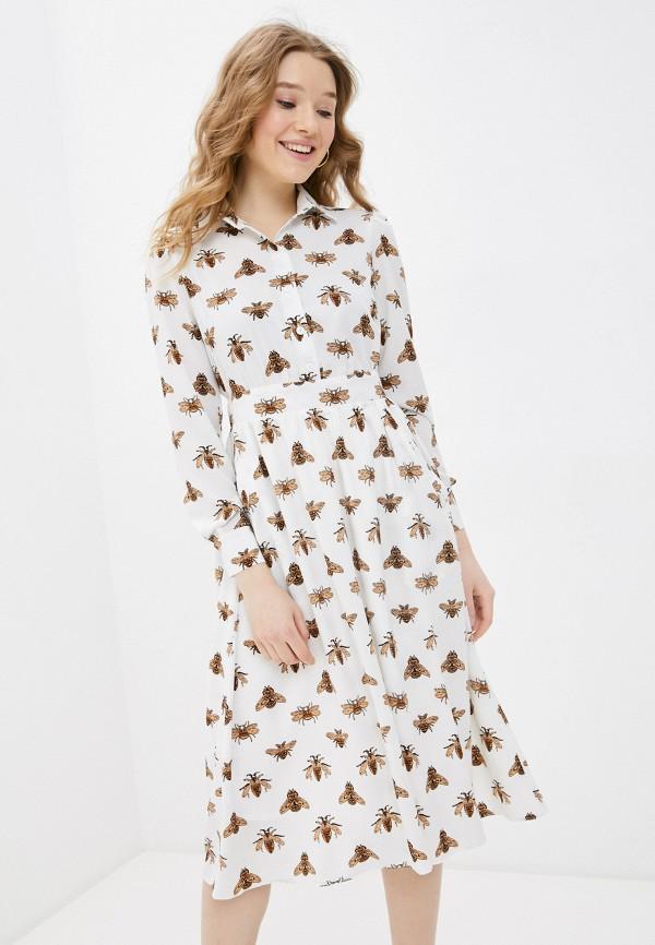 женское платье fridaymonday, белое