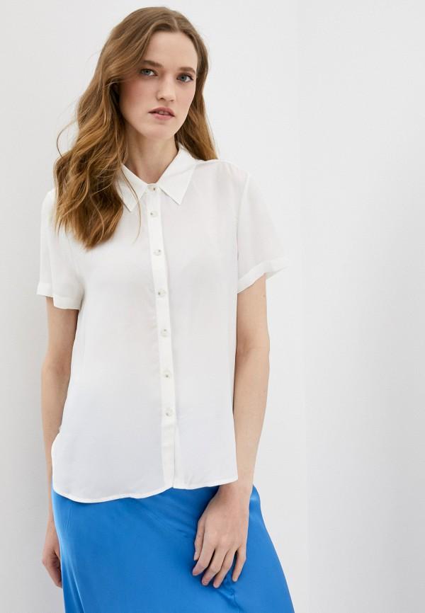 женская блузка bimba y lola, белая